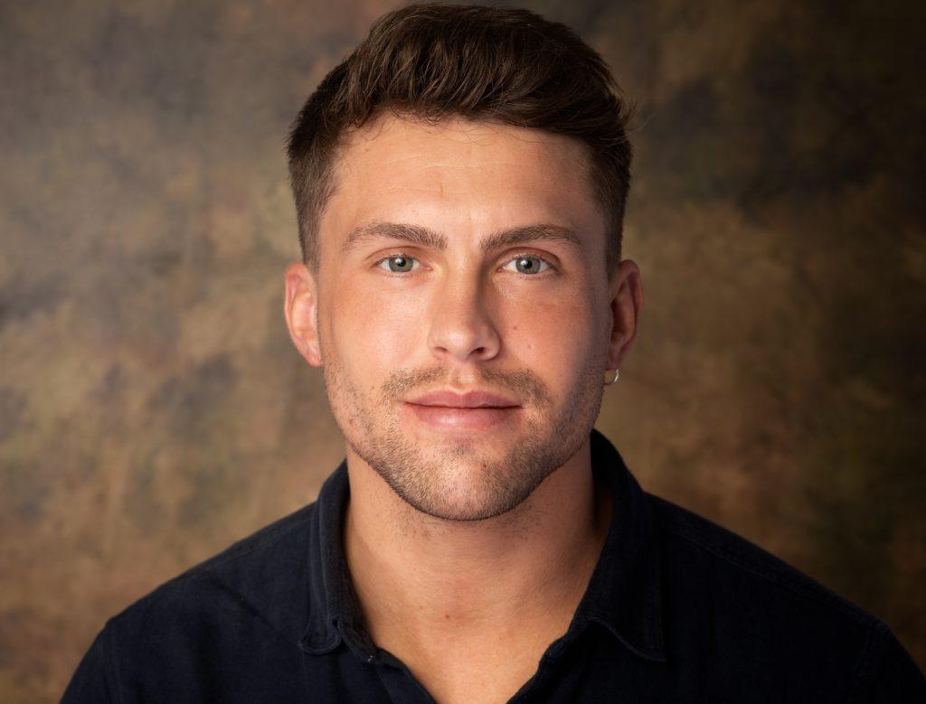 Male model Ben Paul